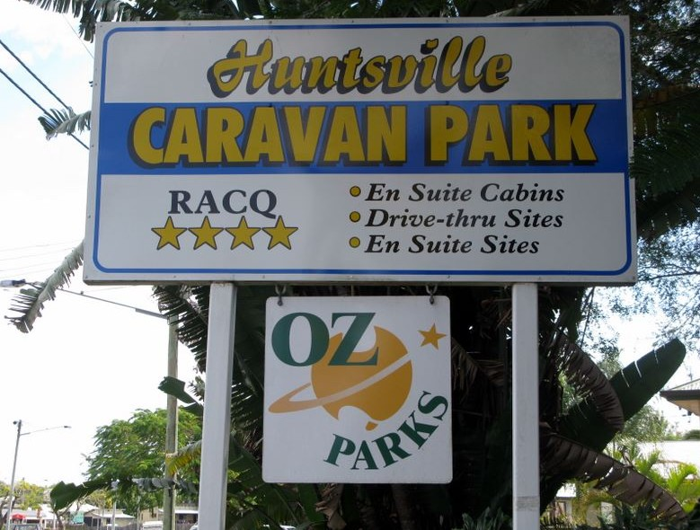 Huntsville Caravan Park - Accommodation Airlie Beach