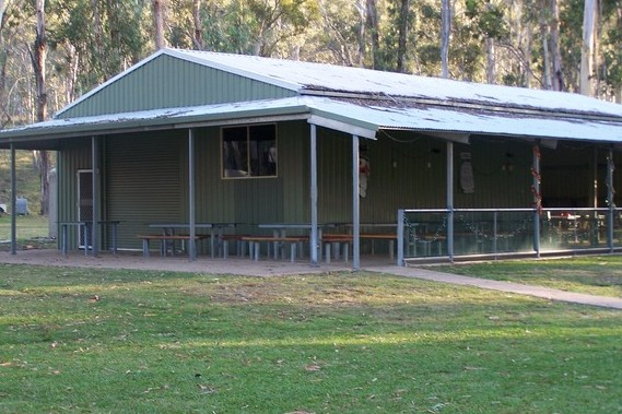 Goomburra Valley Campground - Accommodation Airlie Beach