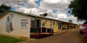 Matilda Motel - Accommodation Airlie Beach