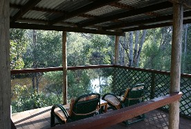 Blackwood River Cottages - Accommodation Airlie Beach