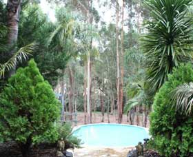 Fern Gulley Retreat - Accommodation Airlie Beach