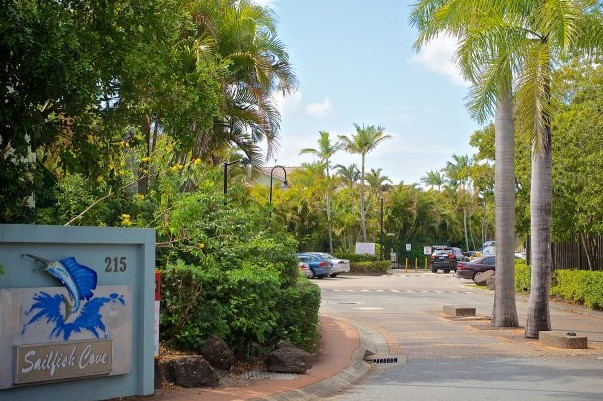 Sailfish Cove - Accommodation Airlie Beach
