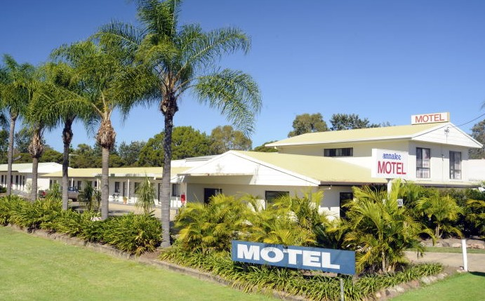 Annalee Motel Beaudesert - Accommodation Airlie Beach