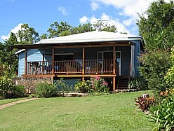 Blue House Family Accommodation