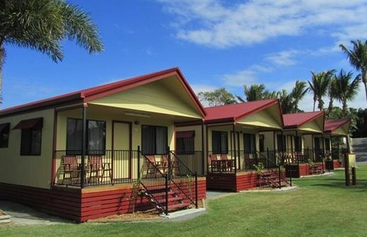 Big 4 Capricorn Palms Holiday Village - Accommodation Airlie Beach