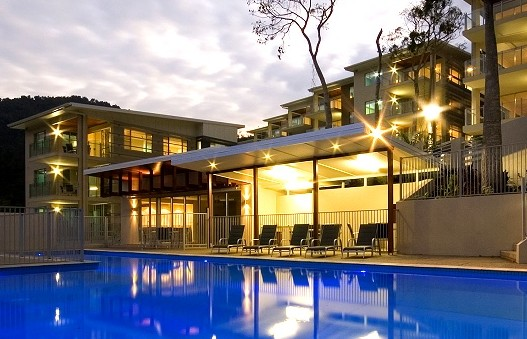 Airlie Summit Apartments - Accommodation Airlie Beach