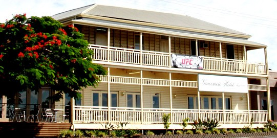 Gracemere Hotel - Accommodation Airlie Beach