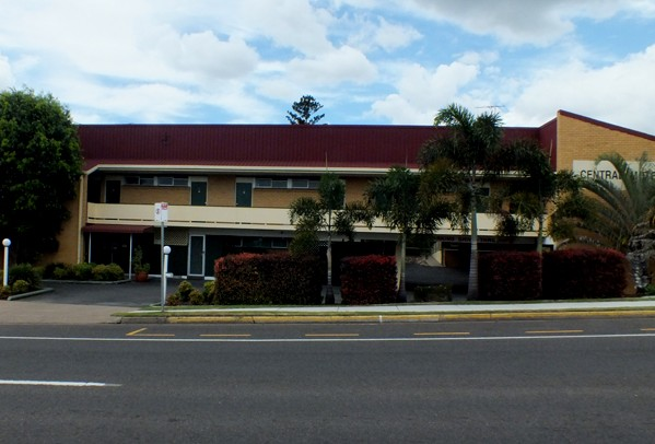 Central Motel Ipswich - Accommodation Airlie Beach