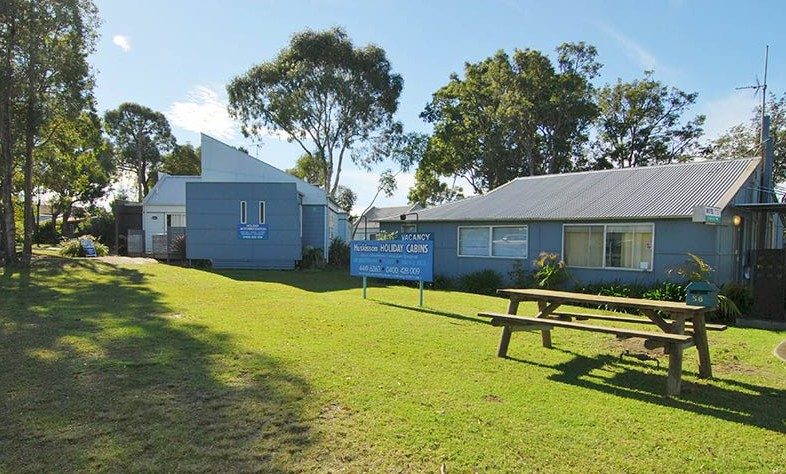 Huskisson Holiday Cabins - Accommodation Airlie Beach