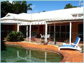 Tropical Escape Bed  Breakfast - Accommodation Airlie Beach