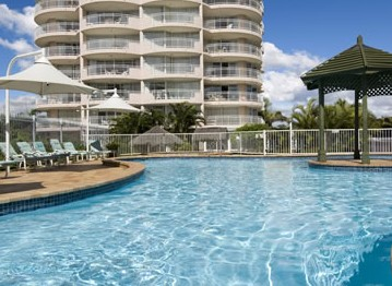 2nd Avenue Beachside Apartments - Accommodation Airlie Beach