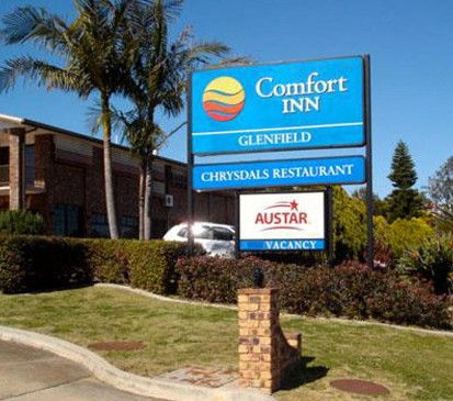 Comfort Inn Glenfield - Accommodation Airlie Beach