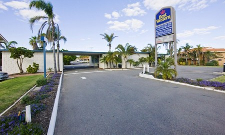 Best Western Hospitality Inn Geraldton - Accommodation Airlie Beach