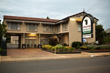 Abbotsleigh Motor Inn - Accommodation Airlie Beach