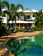 Arcadia Gardens Apartments - Accommodation Airlie Beach