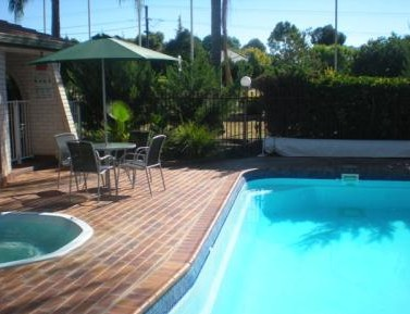 Tamworth Motor Inn - Accommodation Airlie Beach