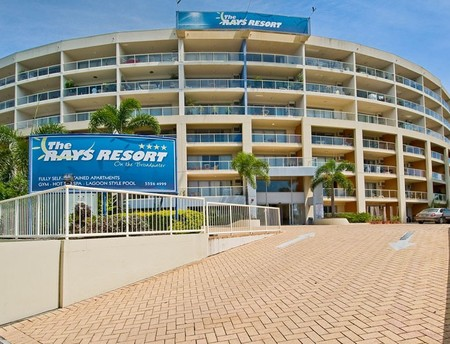 Rays Resort Apartments - Accommodation Airlie Beach