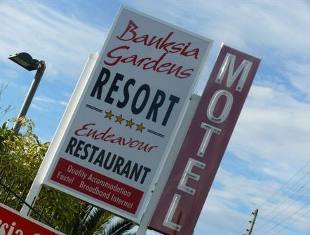Banksia Gardens Resort Motel - Accommodation Airlie Beach