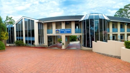Best Western Twin Towers Inn - Accommodation Airlie Beach