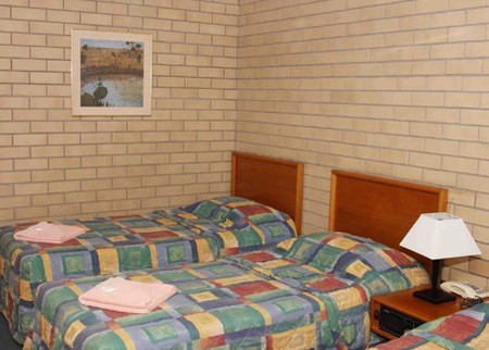Gunsynd Motor Inn - Accommodation Airlie Beach