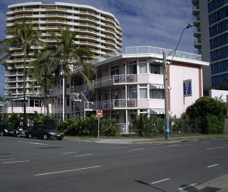 Coolangatta Ocean View Motel - Accommodation Airlie Beach