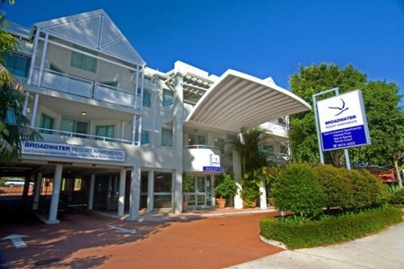 Broadwater Resort Apartments - Accommodation Airlie Beach