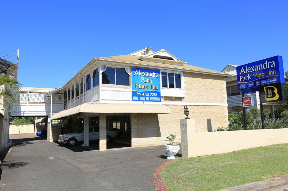 Alexandra Park Motor Inn - Accommodation Airlie Beach