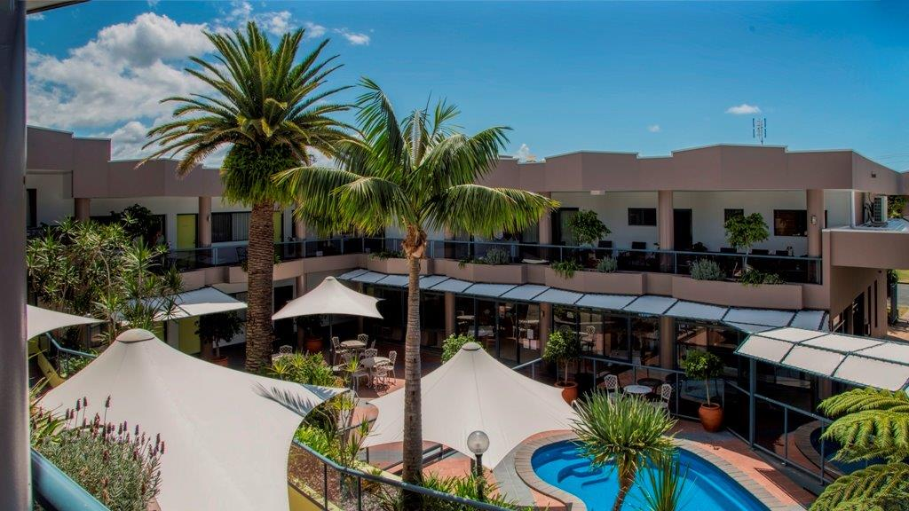 Rockpool Motor Inn - Accommodation Airlie Beach