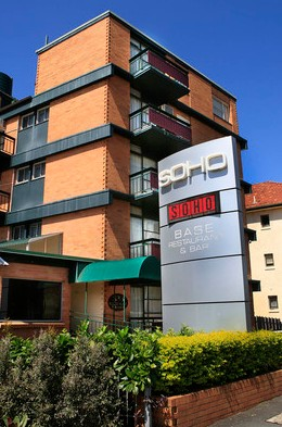 Soho Brisbane - Accommodation Airlie Beach