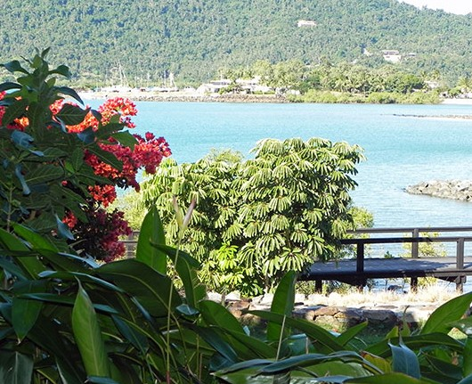 Airlie Waterfront Bed And Breakfast - Accommodation Airlie Beach