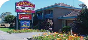 Strzelecki Motor Lodge - Accommodation Airlie Beach