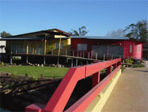 Red Bridge Motor Inn - Accommodation Airlie Beach