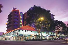 Darwin Central Hotel - Accommodation Airlie Beach