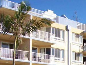 Mainsail Holiday Apartments - Accommodation Airlie Beach