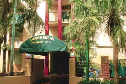 Peninsular Apartment Hotel - Accommodation Airlie Beach