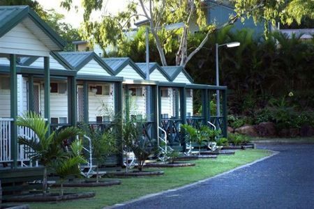 Discovery Holiday Parks Capricorn Coast - Accommodation Airlie Beach
