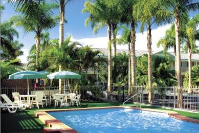 Forster Palms Motel - Accommodation Airlie Beach