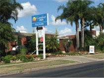 Comfort Inn Hallmark At Tamworth - Accommodation Airlie Beach