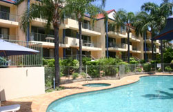 Montana Palms - Accommodation Airlie Beach