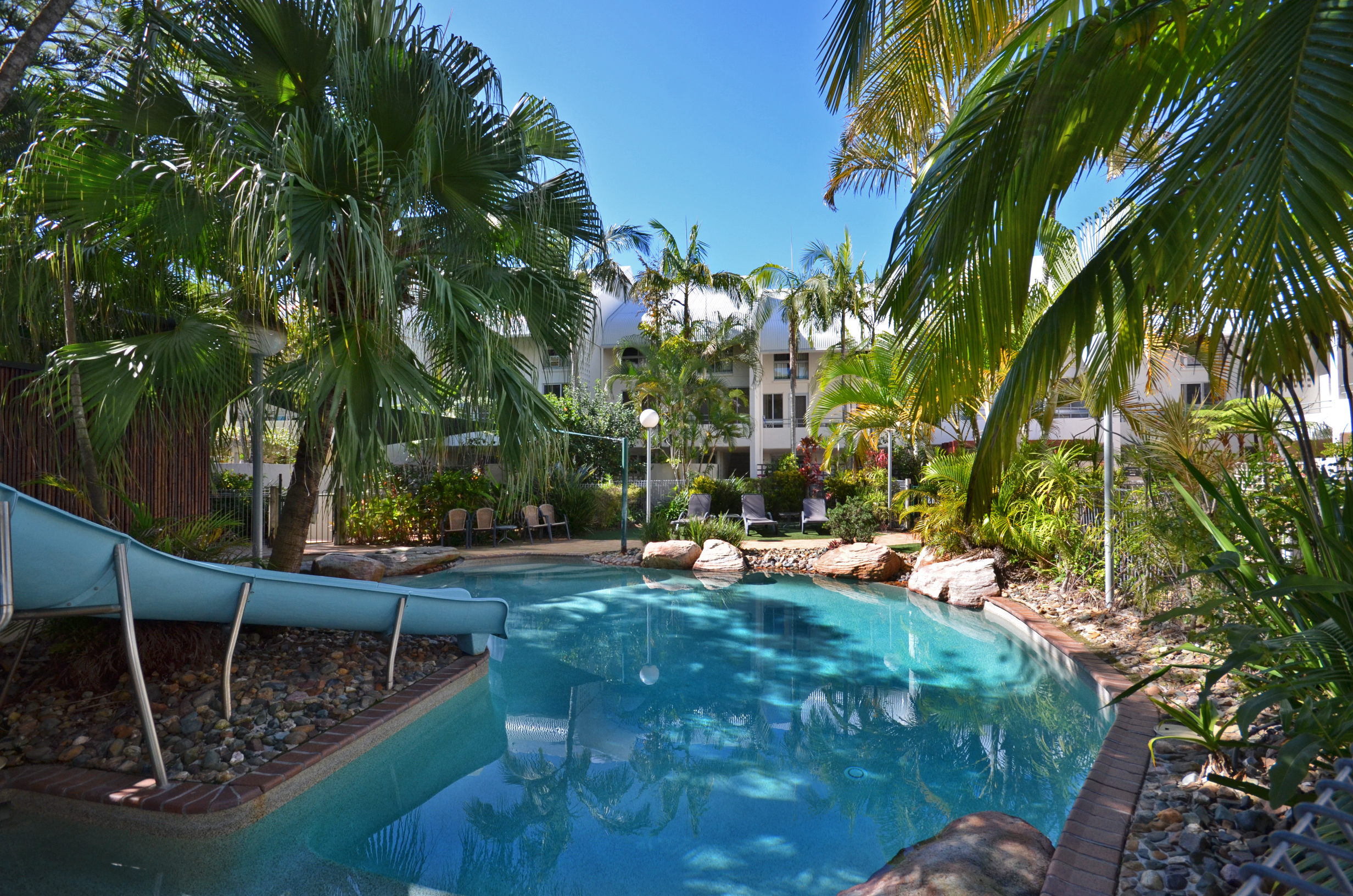 Raintrees Resort - Accommodation Airlie Beach