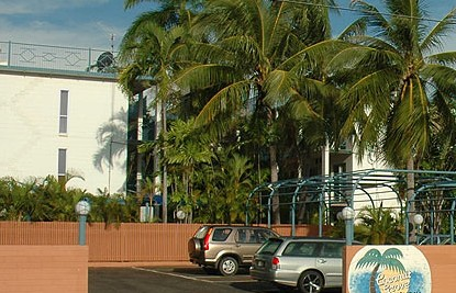 Coconut Grove Holiday Apartments - Accommodation Airlie Beach