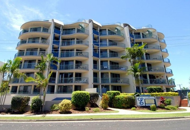 Excellsior Holiday Apartments - Accommodation Airlie Beach