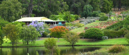 Lavender and Berry Farm - Accommodation Airlie Beach