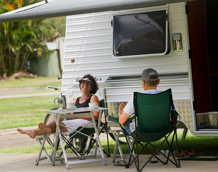 Coolum Beach Holiday Park - Accommodation Airlie Beach