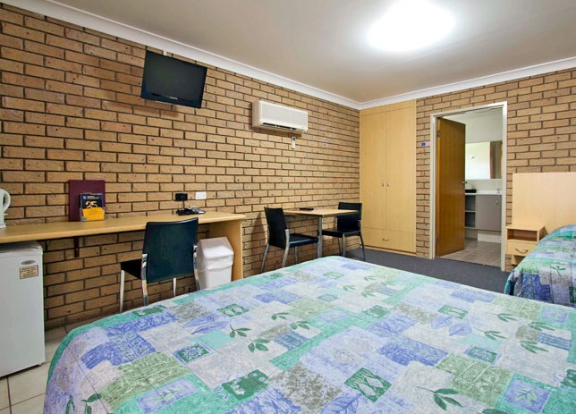 Sunray Motor Inn Toowoomba - Accommodation Airlie Beach