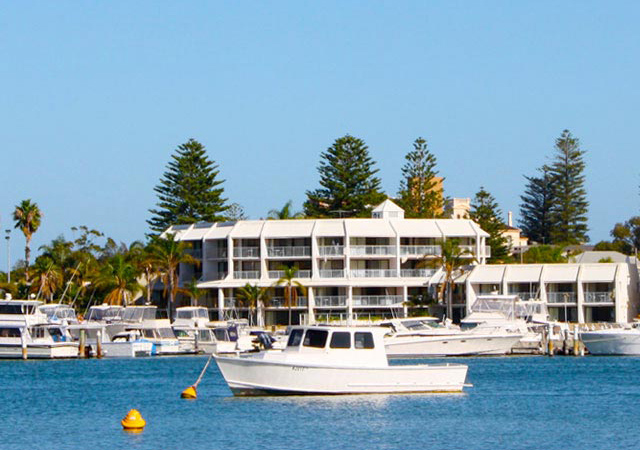 Pier 21 Apartment Hotel Fremantle - Accommodation Airlie Beach
