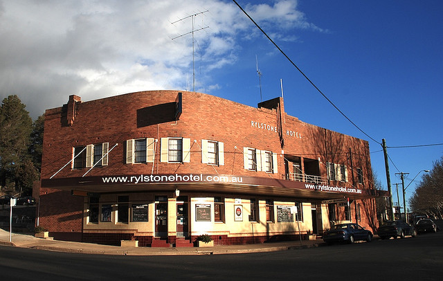 Rylstone Hotel - Accommodation Airlie Beach