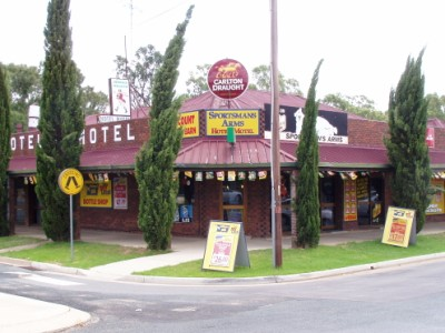 Sportsmans Arms Hotel Motel - Accommodation Airlie Beach