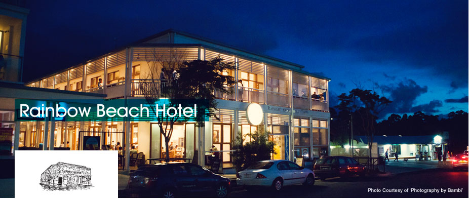 Rainbow Beach Hotel - Accommodation Airlie Beach