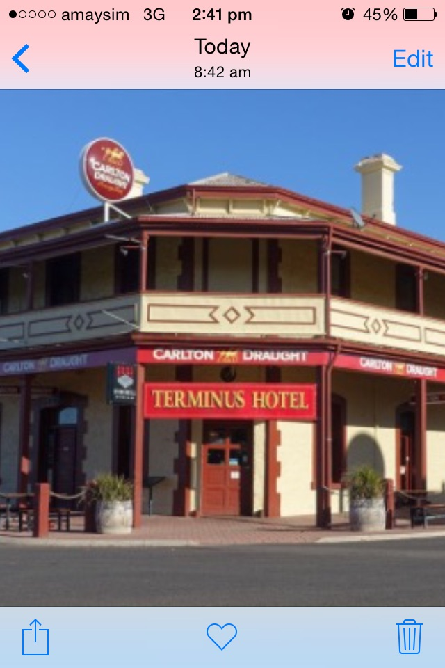 The Terminus Hotel Motel - Accommodation Airlie Beach